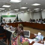 A glimpse of 7th ICE meeting at PEC Committee room.